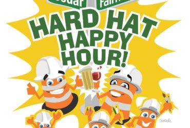 CF Hard Hat Happy Hour logo