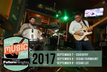 Heights Music Hop Dates